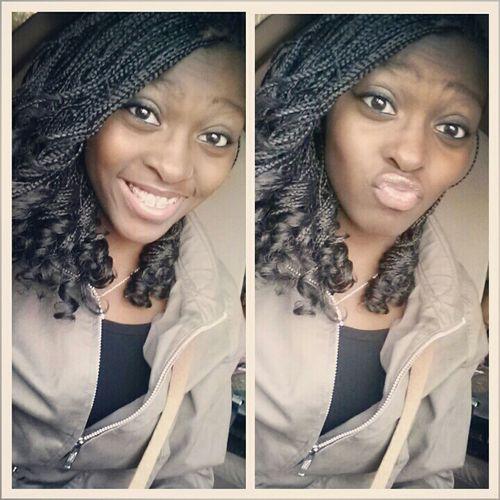 I think I'm cute :)