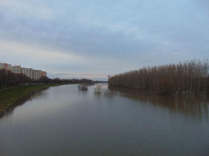 Calm Flooding