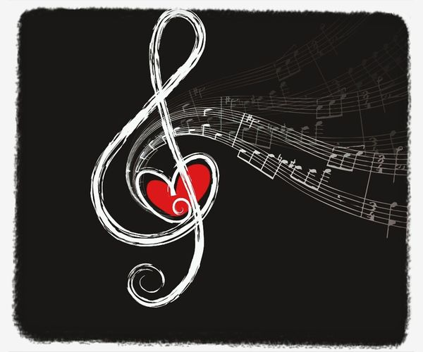 music soothes the soul Music Moves Me