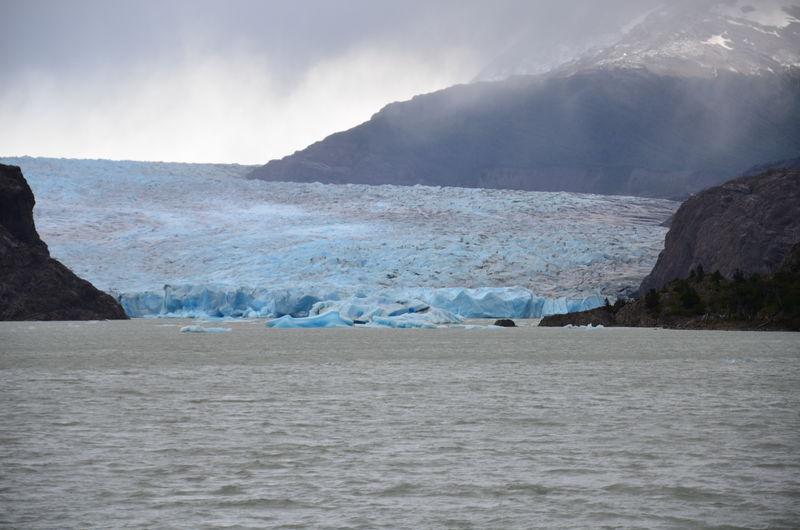 Grey Glacier Southern Patagonian Ice Field Glacial Lake Mountain Glacier Grey Glacier Iceberg Nature Chile♥ Glaciers
