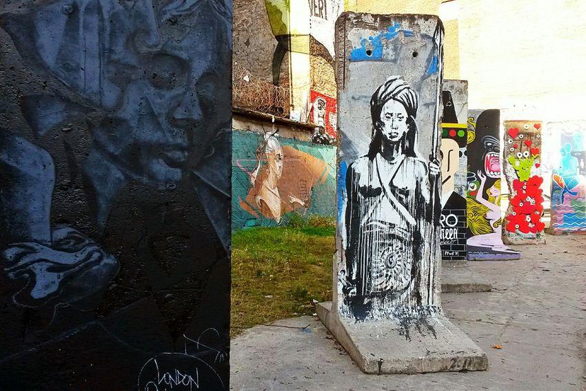 Berlin Berlin Wall Street Art Wall Art