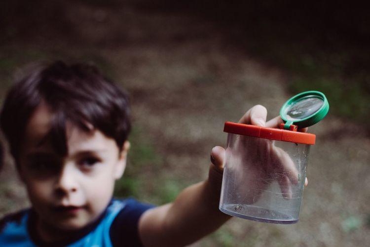 Bughunting Bugslife Children Norfolk Uk England