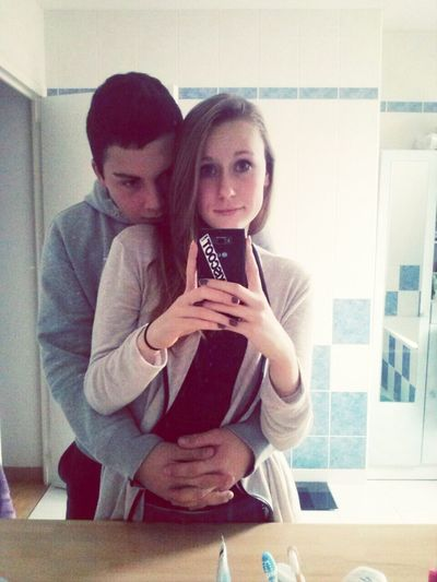 Taeva&noemie A Lot Of Love ♥ I LOVE HIM♥ Lovelovelove
