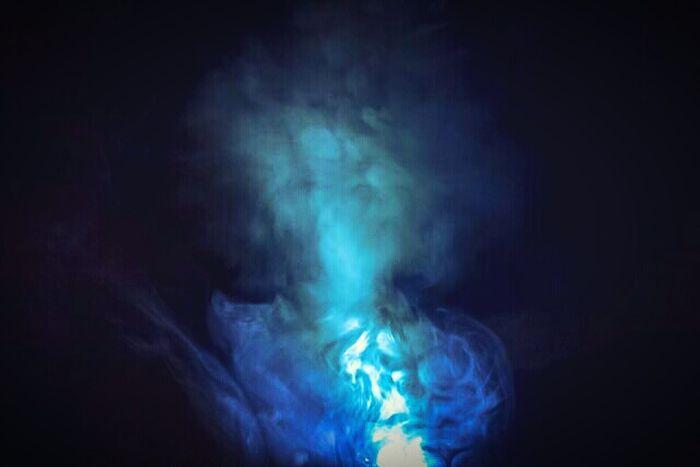 """Smoke elemental"" (2015) Smoke Smokey Smoke Tricks Smoky Cloud Smokey Efect Odd Oddities Odd But Beautiful Oddity Weird Stuff Lights In The Dark Light In The Darkness Night Photography Abstract Art Trippyshit Trippy Photo Abstract"