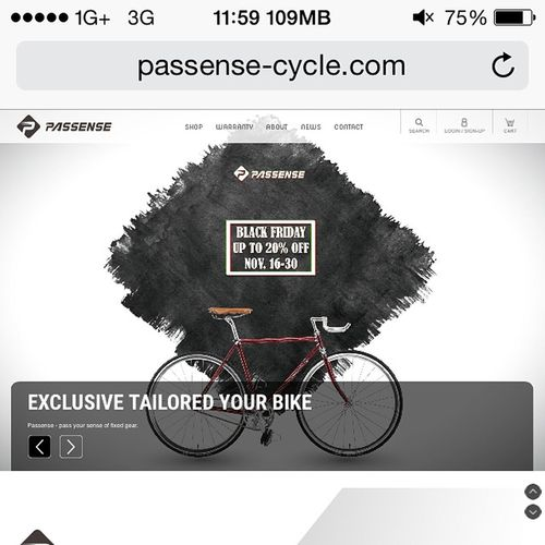 Black Friday sale now ! See more in our official website ! http://www.passense-cycle.com Fixedgear Fixie Fixedfreestyle Fixed Gear Cyclist Cycling Cycling Around OpenEdit Njs Bikes