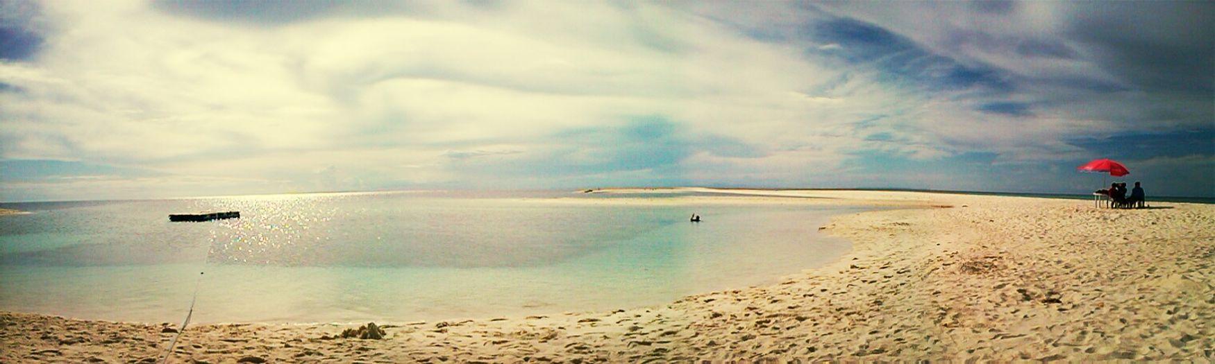 mesmerizing under the heat Camiguin White Island