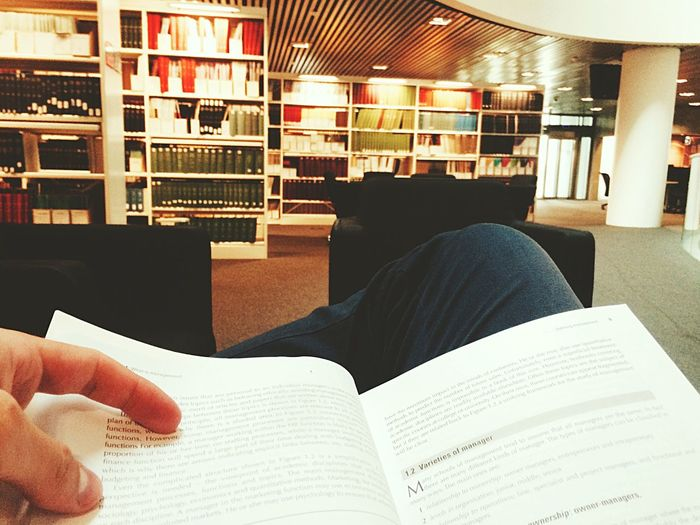 University of Aberdeen Unilife Book Education Relaxation Library First Eyeem Photo