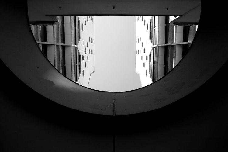 The Architect - 2017 EyeEm Awards Black & White Geometry Light Perspective Shadow And Light The Week On EyeEm Welcome To Black
