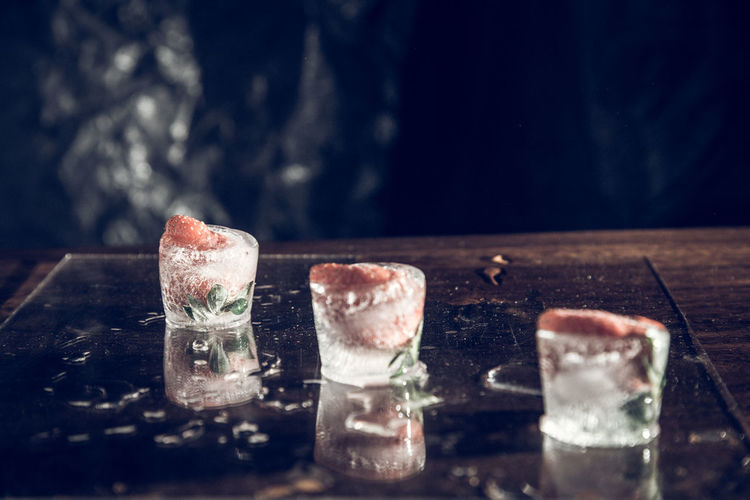 EyeEm Selects Shot Glass Table Drinking Glass Close-up