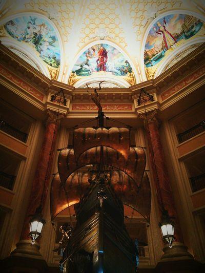 夢と魔法の国へ Hotel Lobby Tokyo Disney Sea Disneyland