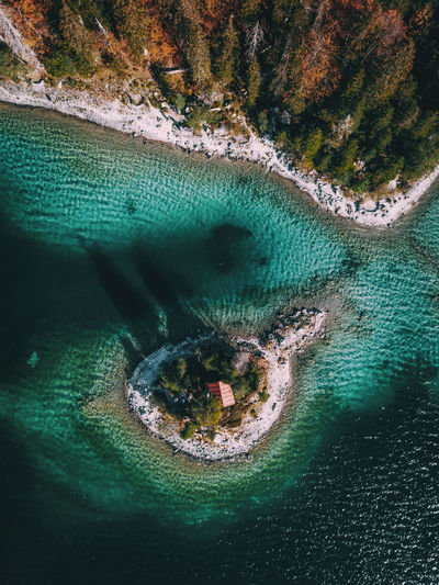 Sea Water Nature Beauty In Nature Outdoors Turquoise Colored Aquatic Sport Nature Landscape Landscape_Collection Nature_collection Wallpaper Aerial View Aerial Aerial Shot Dronephotography Drone  EyeEm Nature Lover Shadow Light And Shadow Tree Autumn Autumn colors Clean Beauty In Nature My Best Photo