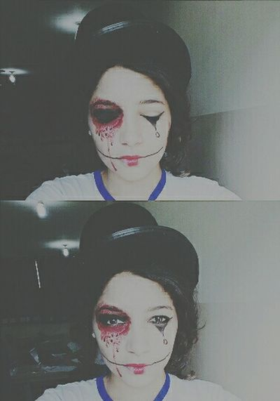 Hi! Possibilities  Face New Perspectives Thats Me ♥ We Attented The Freak Show We Are Dreamers.... Freakshow AHSFREAKSHOW Ahs