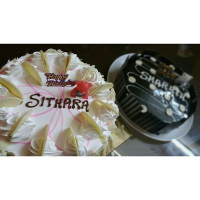 HappyBirthday Cake Yummy Sweet Instaclick NoEdits  Note4 Foodphotography Happybirthdaytoyou Foodmode Sis Bro Sitara Sharath Bdayacake Puneinstagramers Punekar Picoftheday Didier