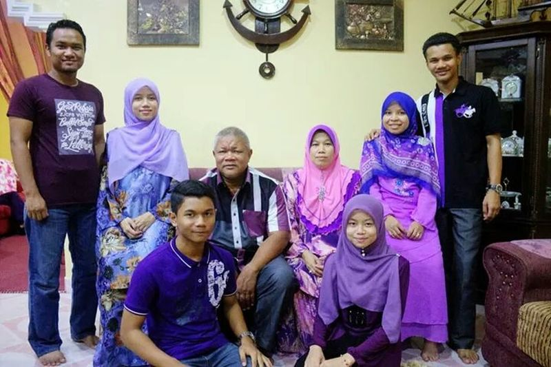 my lovely fmily..without them im nothing..lovu all of you..