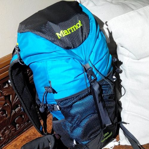 finaly haha, ready to get dirt ?⛺? Neverstopexploring  Rei1440project Gear Camp4pix marmot