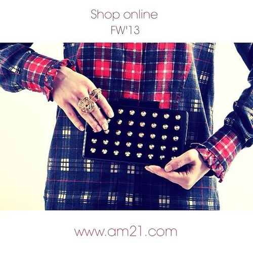 Shop Online at www.am21.com FW'13 collection! @am21official Delivery in Uk as well! Uraniagazelli Am21 FW13 Onlineshopping