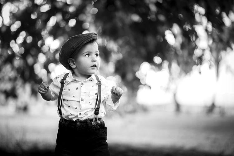 Enjoying Life Child Childhood Innocence Lifestyles Boys Casual Clothing Outdoors Children Farm Farmland