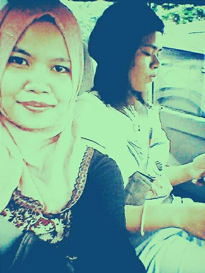 Besties♡ Strong Woman Malaysian Local People Throwback ✌