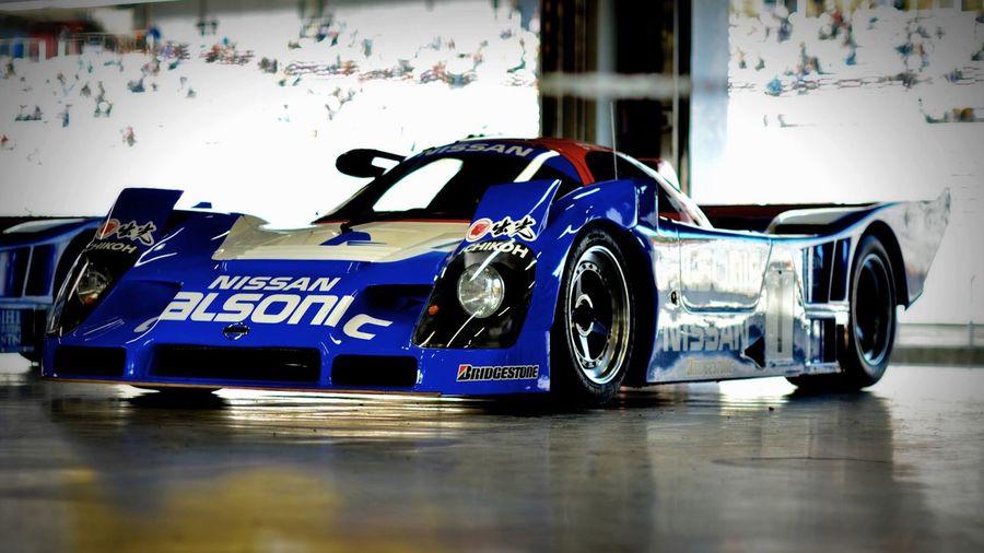 Nissan R92CP Fujispeedway