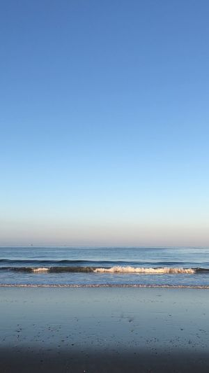 Beachphotography Life Is A Beach Morning Layers Sea Sky Scenics - Nature Land Beach Water Beauty In Nature Tranquil Scene