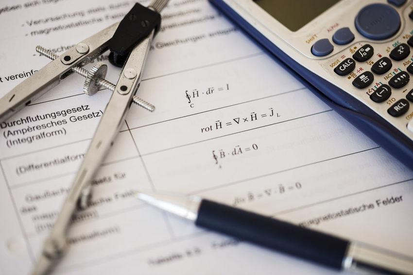 Ball Pen Biro Calculator Calculus Close-up Dividers Do Math Electrical Engineering Engeneering Equation Formula Learn Mathematics Number Paper Pen School School Work University