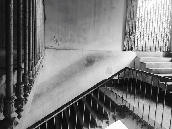 Stairways Silent Moment Chauvanliemhighschool Indochine