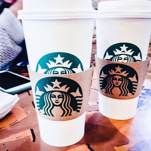 Coffee Starbucks High Tea Urban City
