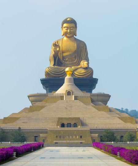 Buddha Memorial