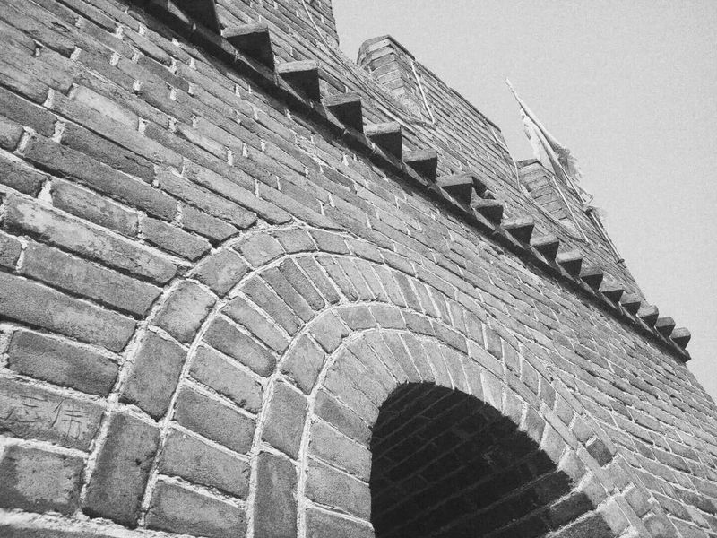 The Great Wall. Built Structure Architecture History Place History Of Arts