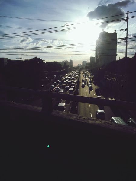 Tiring day. Transportation Car Land Vehicle Mode Of Transport Road Sky Sunlight Outdoors Car Point Of View City Nature Architecture