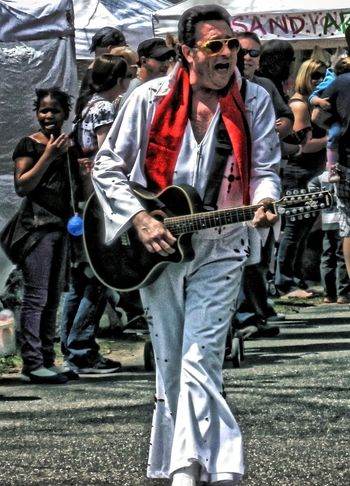 Eye4photography  Elvis Presley Hdr_Collection Who Is That Guy Anyway?