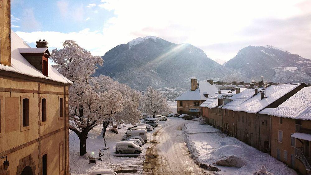 Neige❄ Vauban Alpes Hivernal  Pavillon Des Officiers My Village