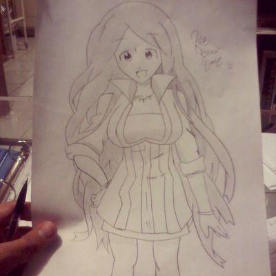Log Horizon Marielle Anime Animecute Manga Drawanime drawing