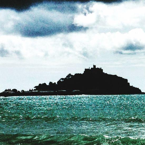Cornwall Cornwall Uk History Historical Building Island St Michaels Mount Marazion Boats⛵️