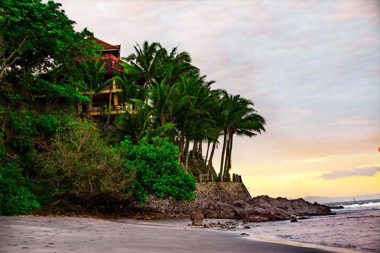 Senggigi beach ✌️ Holiday Photography Photo Landscape Senggigi Beach Sunlight Sand Nature Wave Waves Tree Water Sea Beach Sunset Beauty Sky Landscape Cloud - Sky