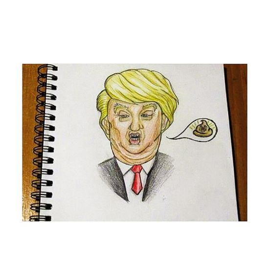 Happy Internacional's day Racism! 😭🇺🇸 USA Donald Duck Donald Trump Is A Joke Donaldtrumpsucks Donald Duck :-)
