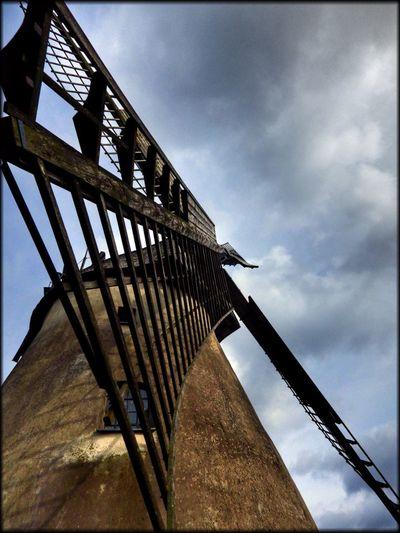 Windmühle Hille Windmühle Windmill Sky Pentax Hille EyeEm Best Shots Kunst Ist Was Du Daraus Machst Hüpapics Weekend Effects & Filters