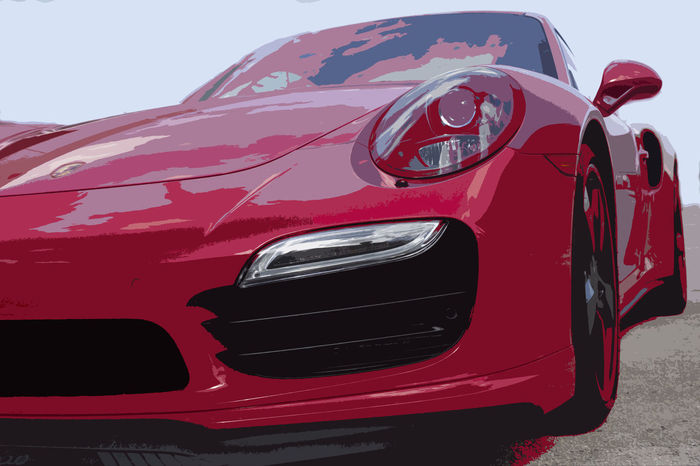 Porsche 911 classic 91 Cars Goa Porche Red Beauty In Nature Foreign Workers Wallpaper