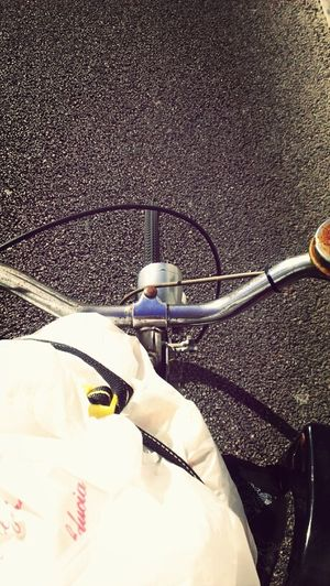 Bread, Bike And Sun