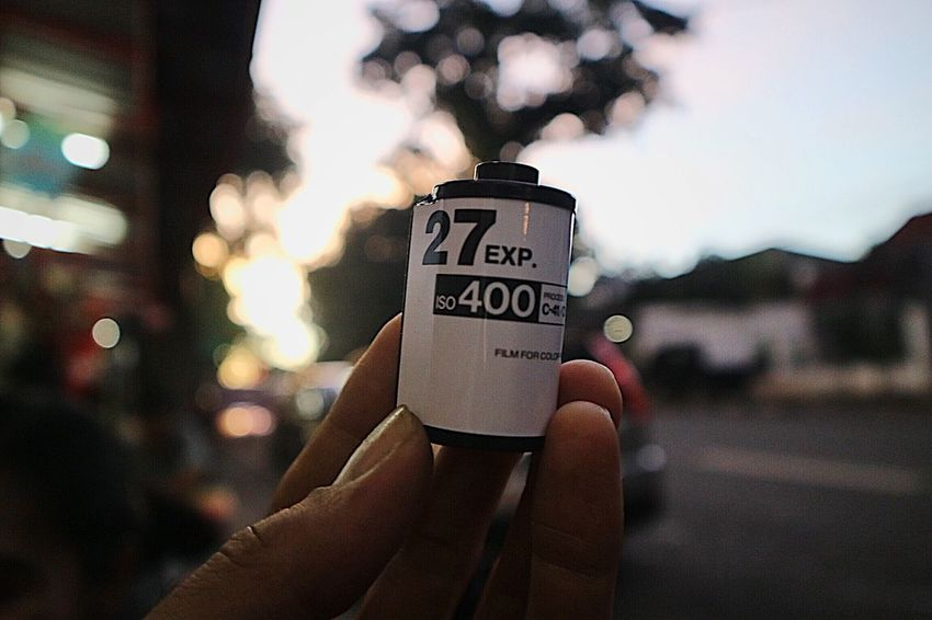 35mm Film Analogue Photography Fujifilm Sunset Dinner Streetphotography Photography Sunday Afternoon Weekend Activities Food And Drink Pocket Camera AI Now