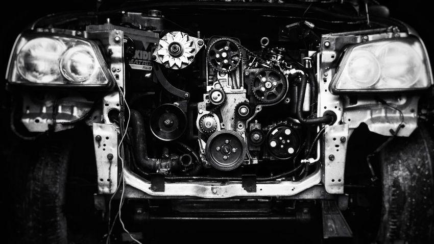 Machines Man Made Machines Workshops Motors Engines. Close-up No People Indoors  Gear Black And White Street Photography The Street Photographer - 2017 EyeEm Awards EyeEmNewHere The Week On EyeEm