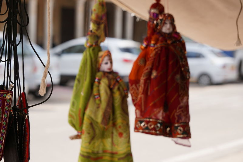 EyeEm Selects Pupet Hanging On The Tree Hanging Outdoors Close-up City No People Day Travel Destinations Architecture Scenics Old Ruin Jaipur Rajasthan History Getty Images Enjoy The Moment Reflection Cityscape Jaipur Tourist Place Enjoy The Little Things Portrait Traditional Clothing Jewelry City Ancient Civilization