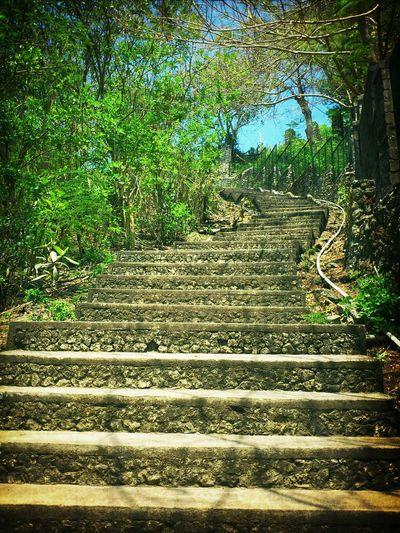 Longwaytobeach Stairs To Beach
