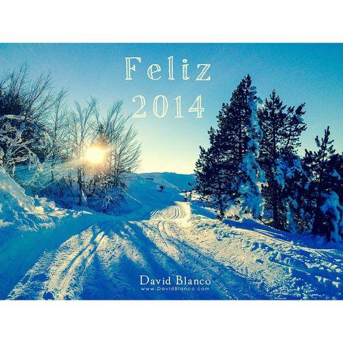 Happynewyear2014 2014 Winter Snow