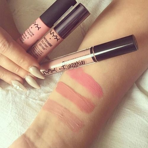Nyxcosmetics Love Cosmetic Products