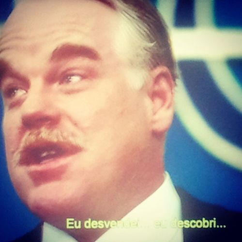 Eu também descobri por que o Oscar ignorou esse filme. Nunca fale sobre Cientologia em Hollywood...shhhhhhhh!!! Themaster