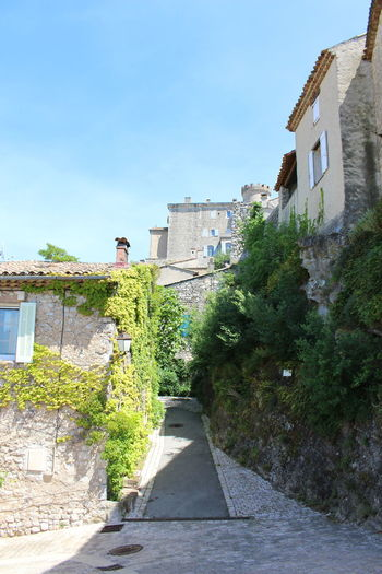 Architecture Building Exterior Outdoors House Built Structure Roche Village Architecture Rue