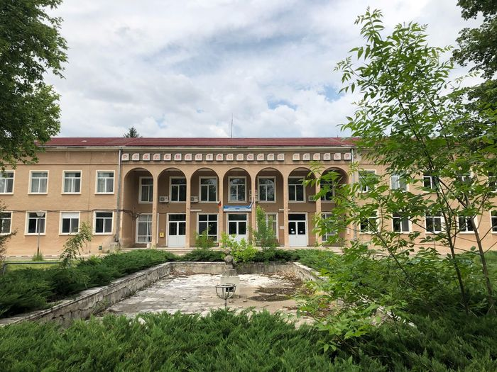 Pavel Banya Architecture Plant Built Structure Building Exterior Cloud - Sky Sky Tree