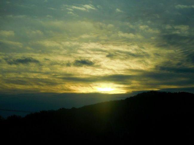 January 29..... sunrise.🌅 Good Morning Sunrise Winter Sky