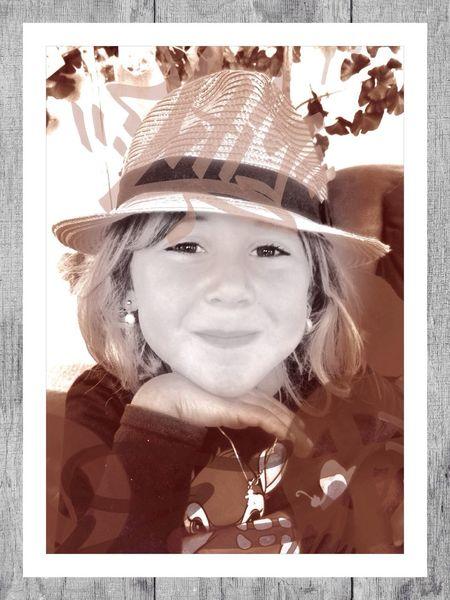 Portrait My Daughter Charlotte
